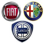 Fiat - Alfa Romeo - Lancia