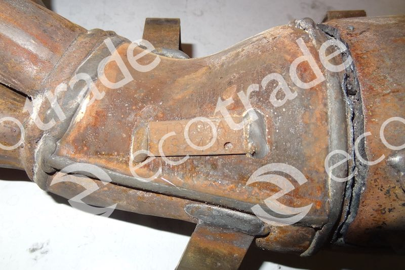 Toyota-28240Catalytic Converters