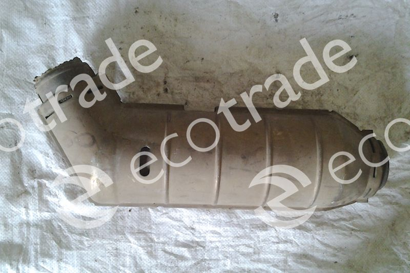 BMWEberspächer1740953Catalytic Converters
