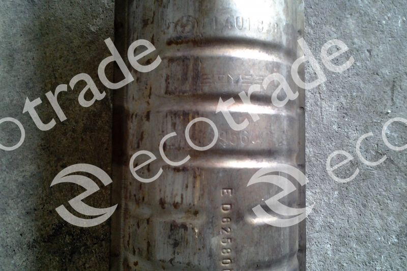 BMWBoysen1401838Catalytic Converters