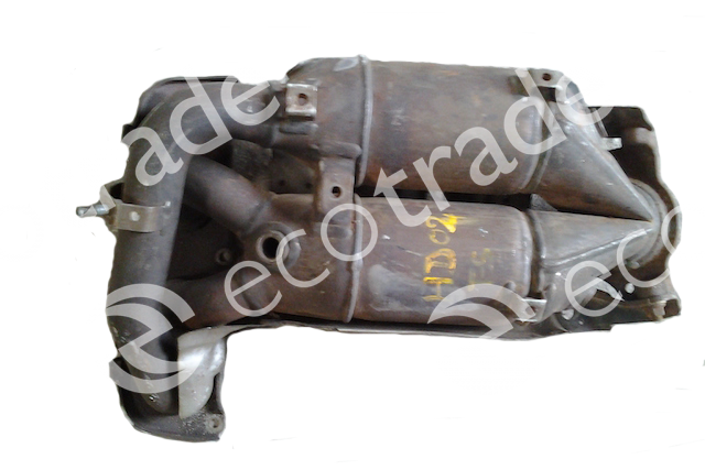 Toyota-28050Catalytic Converters