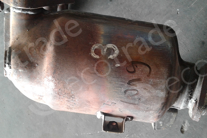 "Perodua  Kelisa ""3"" on the body Catalytic Converters"