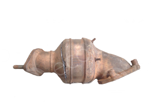 IsuzuDelphi897329347Catalytic Converters