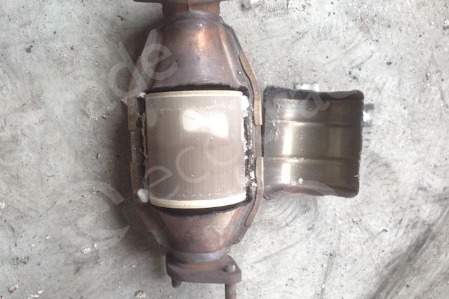 Hyundai  -  Kia-25460Catalytic Converters