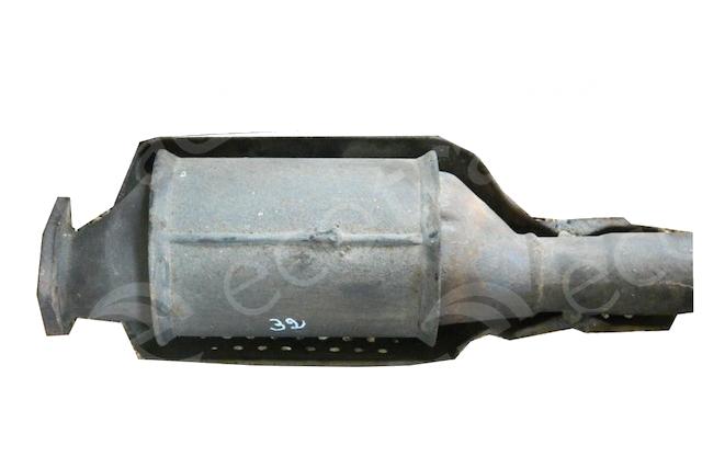 Volkswagen - Audi-165131701FCatalytic Converters