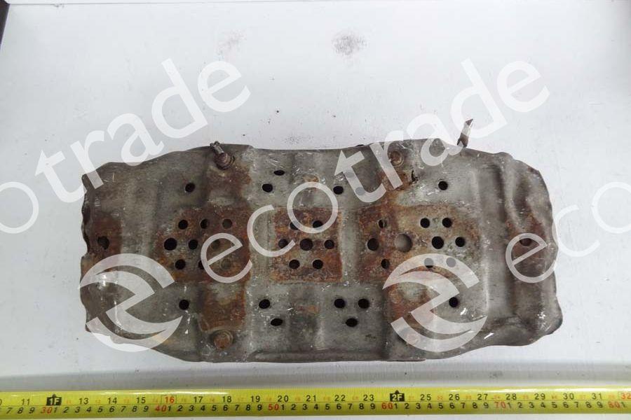 Nissan-X3 (75%) 1 SensorCatalytic Converters