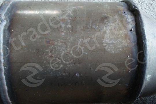 Volkswagen - AudiArvin Meritor7L0131701F 7L6178FACatalytic Converters