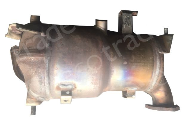 Toyota-26080 (CERAMIC + DPF)Catalytic Converters