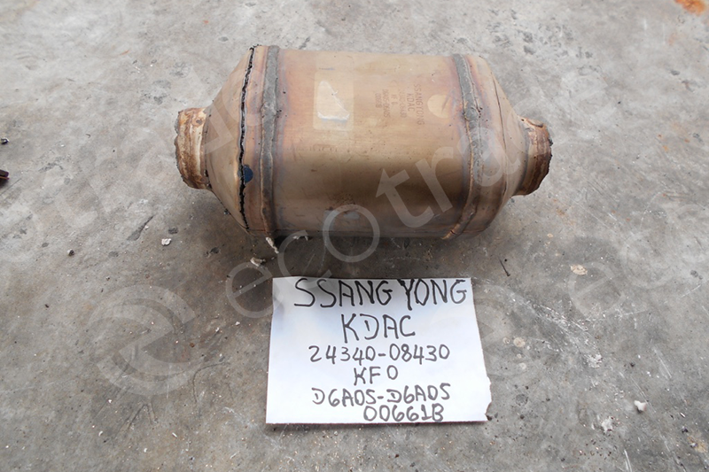 Ssangyong-24340-08430Catalytic Converters