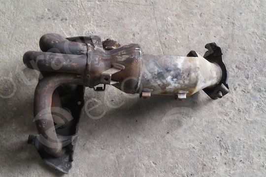 Toyota-36040Catalytic Converters