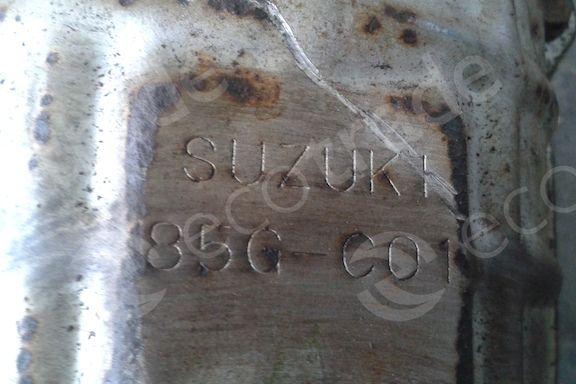 Suzuki-85G-C01Catalytic Converters