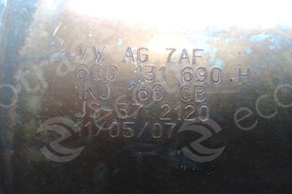 Volkswagen - Audi-6Q0131690H 1K0166CBCatalytic Converters