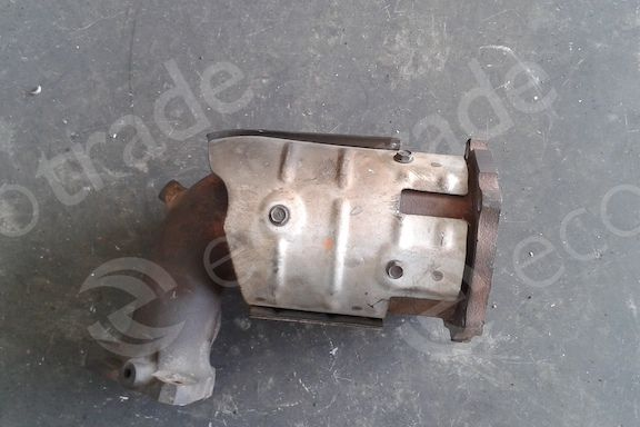 Nissan-3Y1C1Catalytic Converters