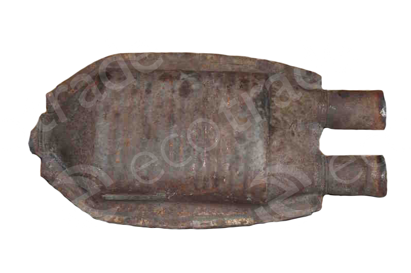 Chrysler-141WCatalytic Converters