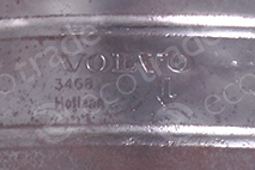 Volvo-3468Catalytic Converters