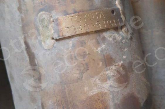 Toyota-17140-31011Catalytic Converters