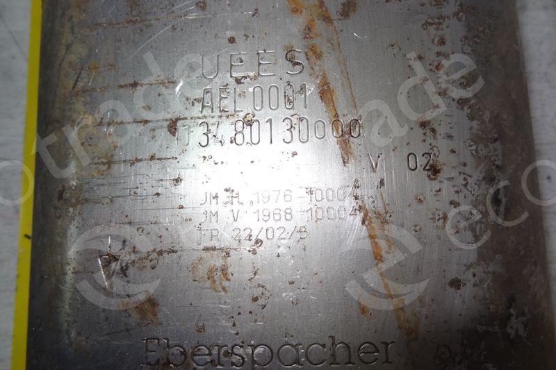 LDV GroupEberspächerAEL0001Catalytic Converters