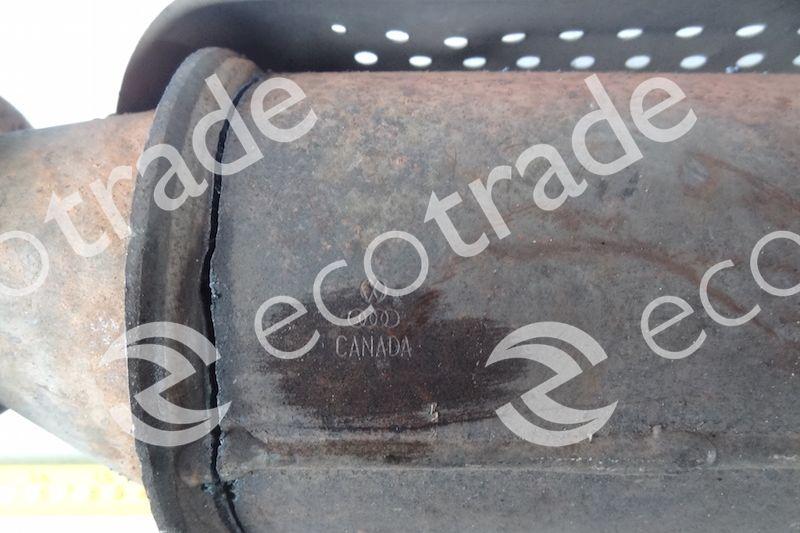 Volkswagen - Audi-1H0131701GCatalytic Converters