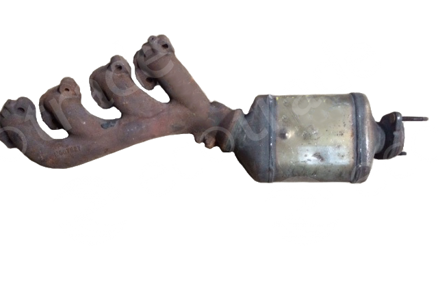 General MotorsAC12567815Catalytic Converters