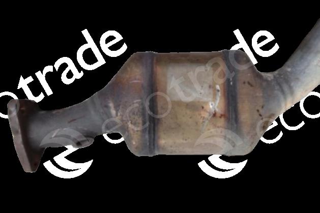 General Motors-25313493Catalytic Converters