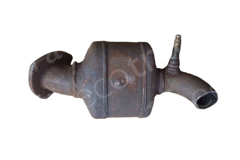 General Motors-12595460Catalytic Converters