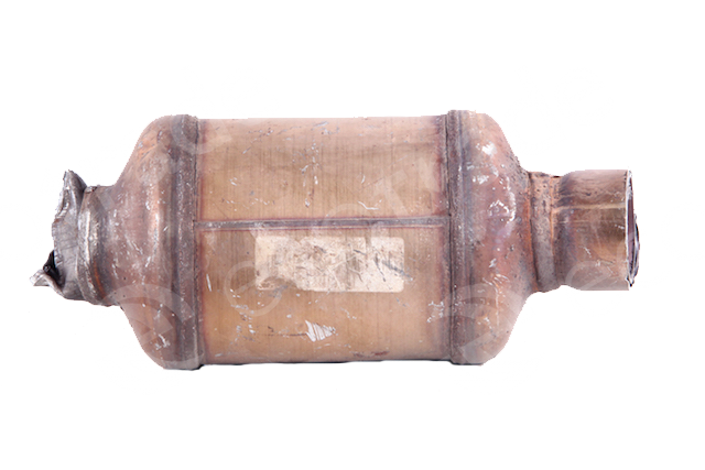 General Motors-12612434Catalytic Converters
