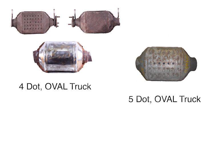 General Motors-25325394Catalytic Converters