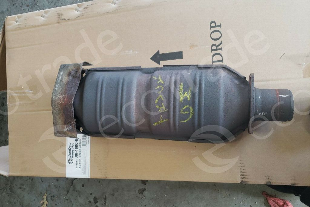 General Motors-25101848Catalytic Converters