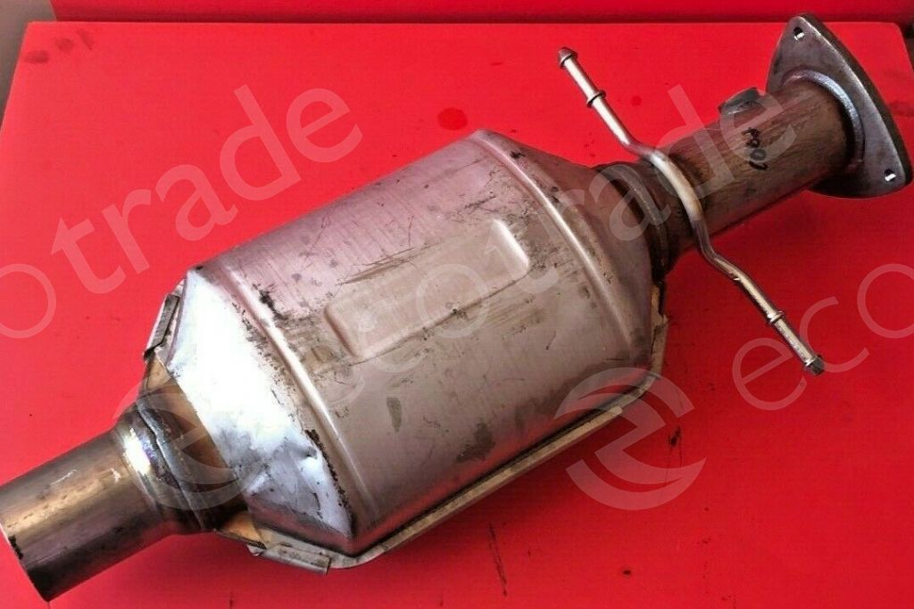 General Motors-25146590Catalytic Converters