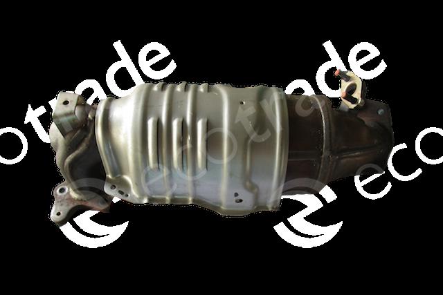 Honda-NEW CIVIC TYالمحولات الحفازة