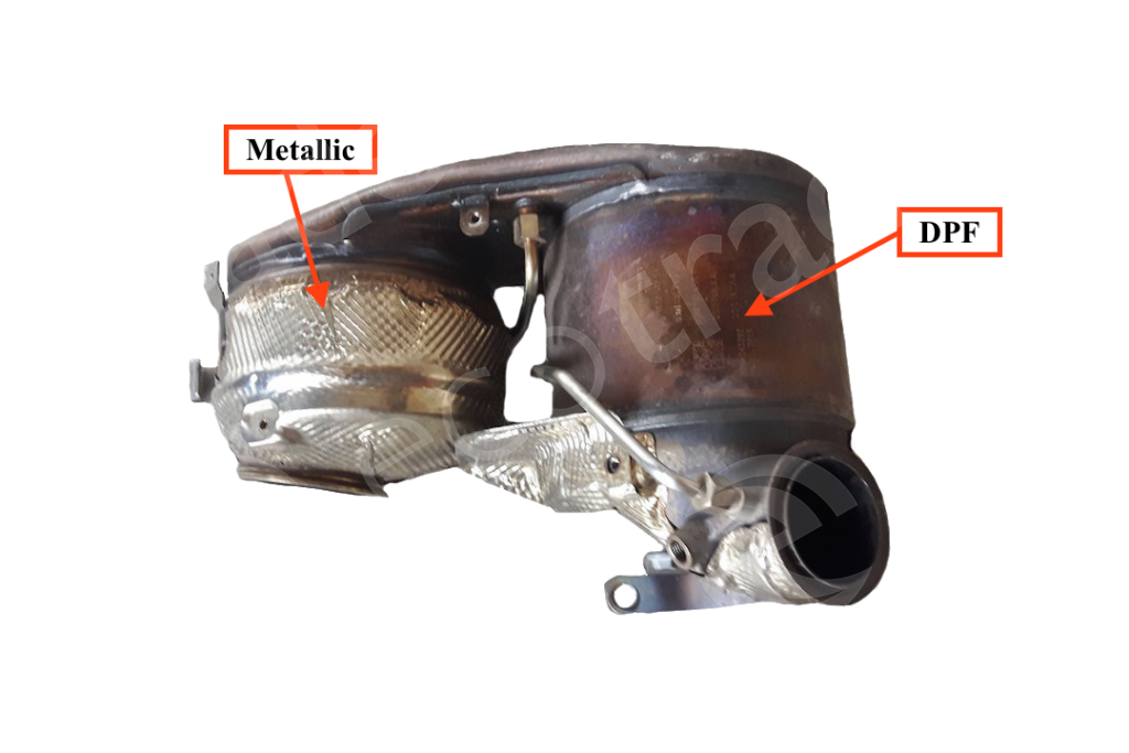 Volkswagen - Audi-03N131765 03N131656E 3Q0166AA 3Q0181AACatalytic Converters