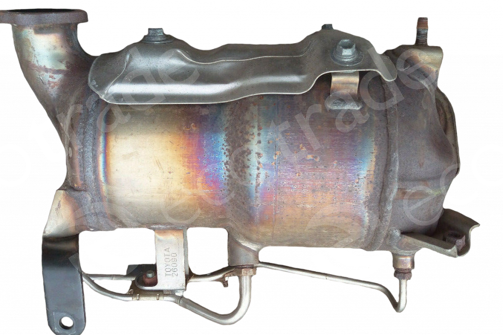 Toyota-26090Catalytic Converters