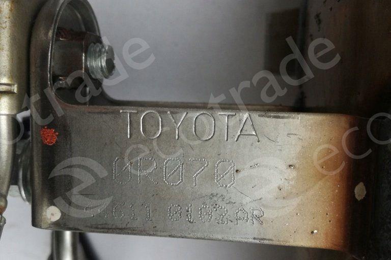 Toyota-0R070Katalis Knalpot