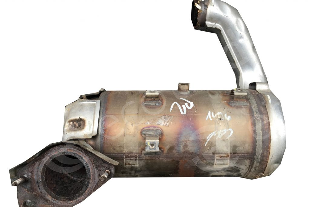 Renault-208A07816R H8201335100 (CERAMIC + DPF)Catalytic Converters