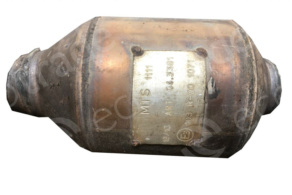 Unknown/NoneMTS Spa103R-001071Catalyseurs