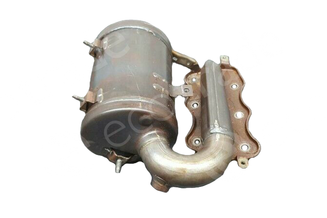 RenaultFaurecia208025987R H8201347321Catalisadores