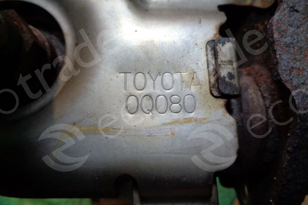 Toyota-0Q080Catalytic Converters