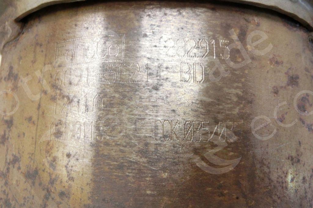 FordFoMoCo6G91-5E211-BDCatalytic Converters