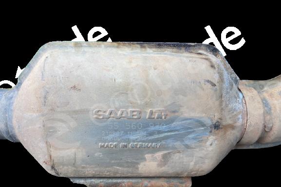 Saab-55560930Catalytic Converters
