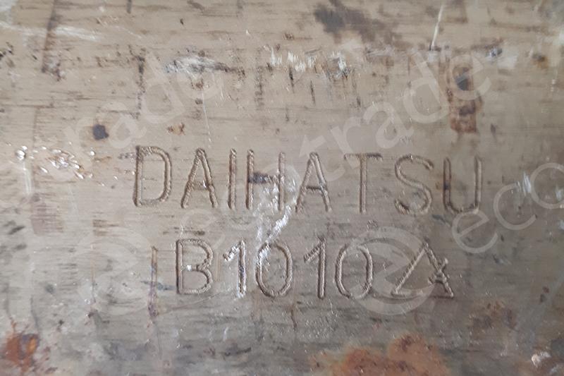 Daihatsu-B1010Catalytic Converters