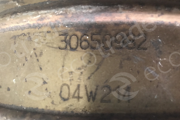 Volvo-30650982Catalytic Converters