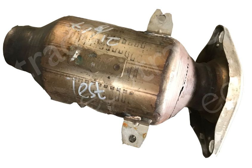 Nissan-3DHDL8Catalytic Converters