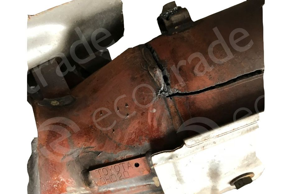 Toyota-0H020Catalytic Converters