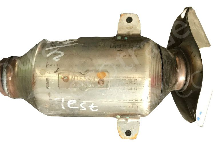Nissan-3DHCGVCatalytic Converters