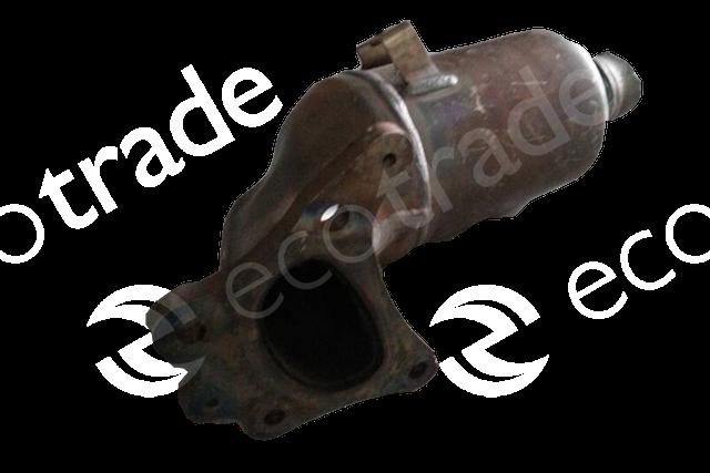 Perodua-AXIA催化转化器