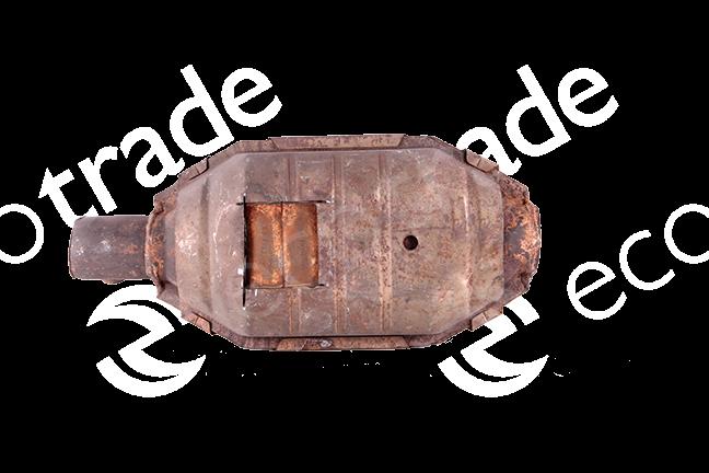 Ford-6W13 5E212 DGCatalytic Converters