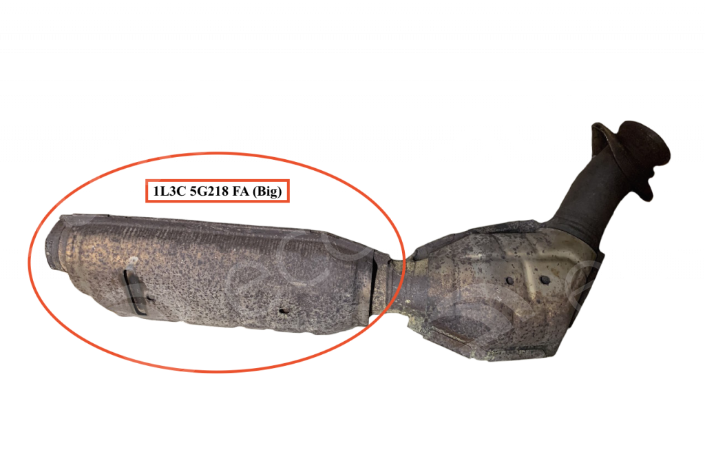 Ford-1L3C 5G218 FA (Big)Catalytic Converters