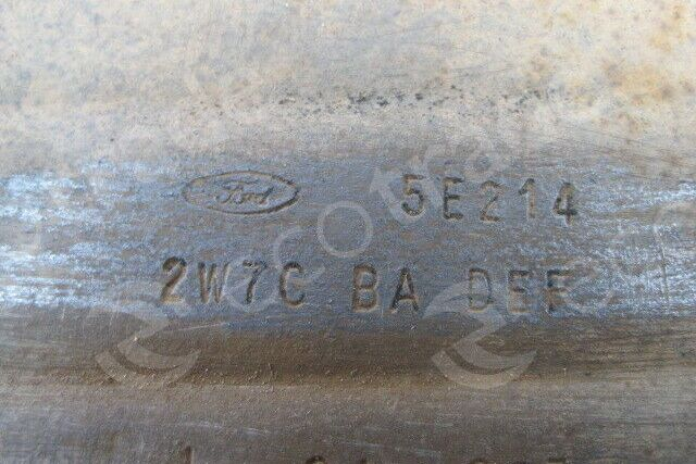 Ford-2W7C BA DEF (REAR)Catalytic Converters