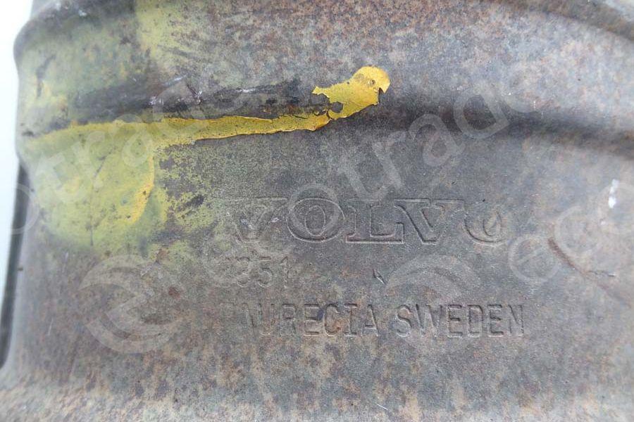 VolvoFaurecia2351, Made in SWEDENCatalisadores