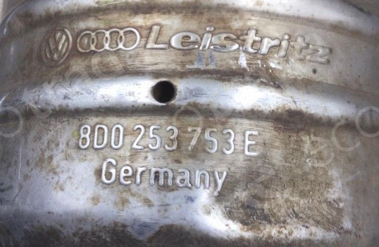Volkswagen - Audi-8D0253753ECatalytic Converters